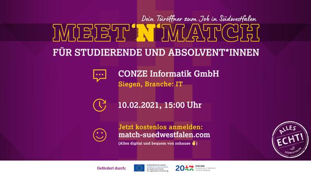Grafik Meet'n'Match